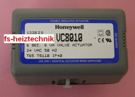 Honeywell VC 8010 - 12 Motor. Honeywell actuator VC 8010-12. Moteur Honeywell VC 8010-12