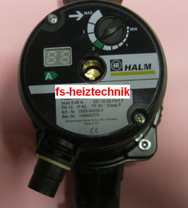 Halm HEP Plus 15-4.0 Umwälzpumpe 130mm
