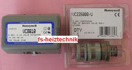 Honeywell VC 8010 -12 Motor mit Ventileinsatz. Honeywell actuator motor VC 8010-12. Moteur VC8010