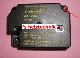 Satronic Zündtrafo ZT 930 ( ZT900 / 801 )