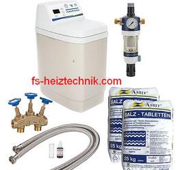 Enthärtungsanlage, Entkalkungsanlage, Wasserfilter