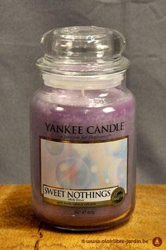 Sweet Nothings YK
