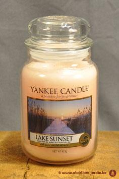 Lake Sunset YK