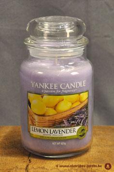 Lemon Lavender YK