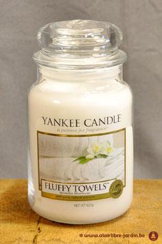 Fluffy Towels YK