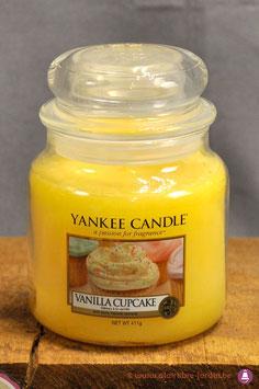 Vanilla Cupcake yk