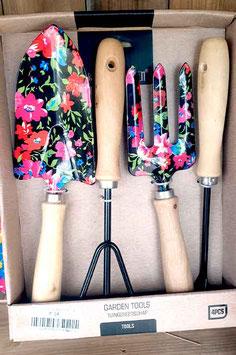 """Outils de jardin """"Fleurs"""""""