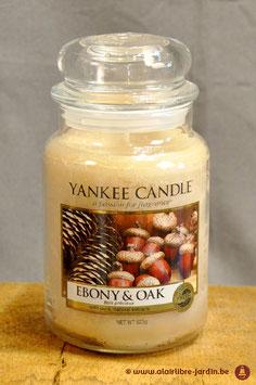 Ebony & Oak YK