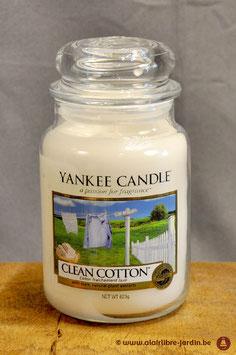 Clean Cotton YK