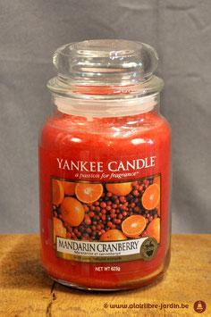 Mandarin Cramberry YK