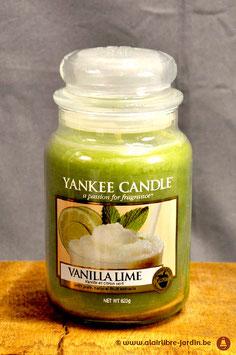 Vanilla Lime YK
