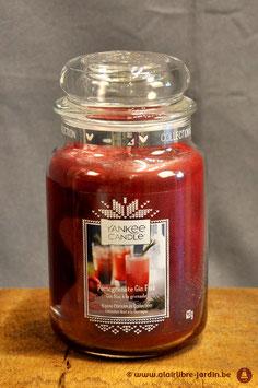 Pomegranate Gin Fizz YK