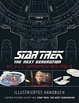 Das Illustrierte Handbuch zur U.S.S. Enterprise NCC-1701-D aus Star Trek: The Next Generation