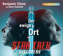 Benjamin Stöwe: Star Trek: Discovery - Der ewige Ort