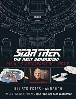 Das Illustrierte Handbuch zur U.S.S. Enterprise NCC-1701-D aus Star Trek: The Next Generation
