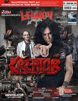 Legacy: Ausgabe #124