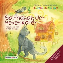 Steffi Zurek und Götz T. Heinrich: Balthasar, der Hexenkater - Freundschaft unter Tieren