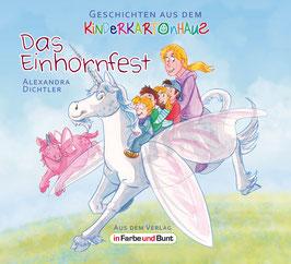 Alexandra Dichtler: Das Einhornfest