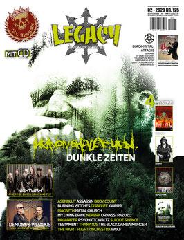 Legacy: Ausgabe #125