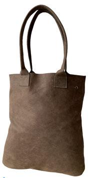 Large Bag Grey Taupe