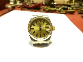 Rolex Oyster Perpetual Date Or/Acier