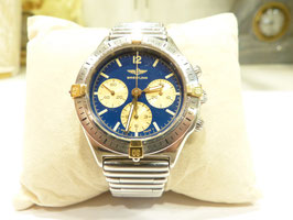 Chronographe Breitling Calisto Or/Acier