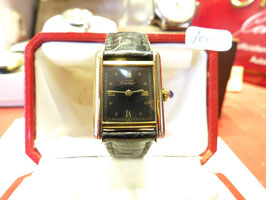 Montre Must de Cartier