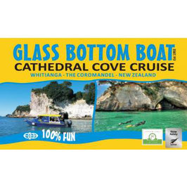 Glass Bottom Boat - Cathedral Cove Cruise