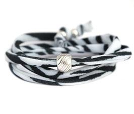 Bracelet Ibiza Zebra