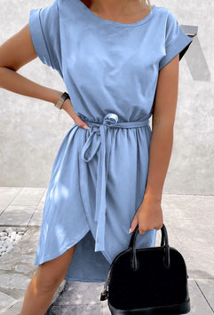 Robe bleu clair Ricci