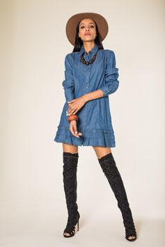 Tunique en jean