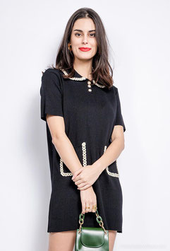 Petite robe en maille Lily