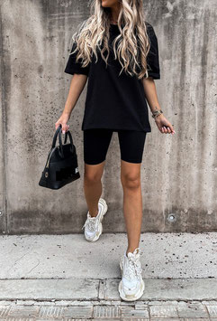 Ensemble sport t-shirt + short