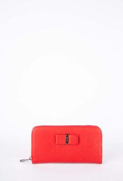Portefeuille Gloria rouge