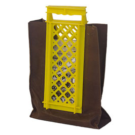// Crate Case Yellow