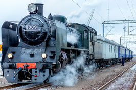 Eisenbahnromantik in Finnland - 8 Tage mit Volldampf zu Land und zu Wasser!