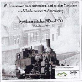 """Foto-CD - Historische Zahnradbahn """"Mariechen"""""""