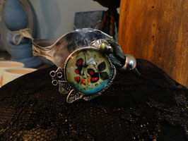 Armband Theelepel Franse lelie
