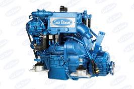 Solé Diesel Mini 17 Wendegetriebe- 11,7 kW (16 PS)