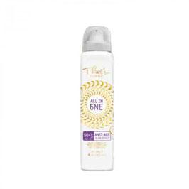 NEU: Sonnenschutz Anti-Aging Glow Effect Mousse