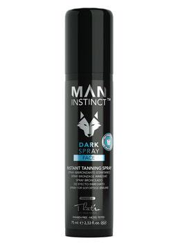 Man Instinct Dark, Tanning Bräunungsspray für das Gesicht