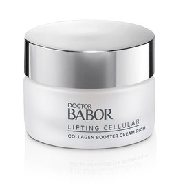 Doctor Babor Collagen Booster Cream Rich Reisegrösse 15 ml