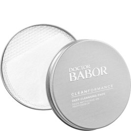 DOCTOR BABOR - CLEANFORMANCE  Deep Cleansing Pads