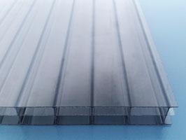 16mm Stegplatten - Bronze - Dreifachstegplatten - Polycarbonat