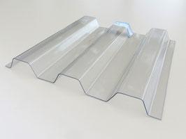 Trapezplatten 70/18 - Klar-Transparent - Renolit Ondex Sollux - PVC