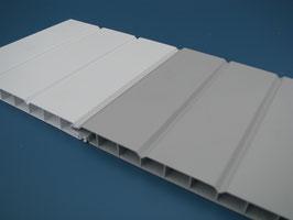 PVC Hohlkammer- Wand- und Deckenpaneele - 5er Pack
