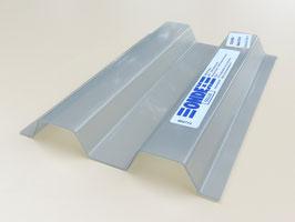 Trapezplatten 70/18 - Transparent-Natur - Renolit Ondex Sollux - PVC