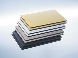 HPL-Platten - 3050x1300mm - Kronoplan - B2 - beidseitig