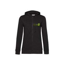 Organic Zipped Hood