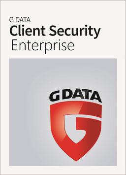 G DATA ClientSecurity Enterprise